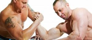 Накачай на Айфон: особенности тренировки рук для армрестлинга
