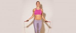 Скипинг или упражнения со скакалкой для начинающих против лишнего веса