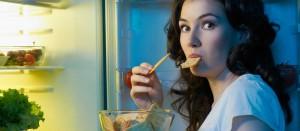 О том, что можно и что нельзя кушать на ночь