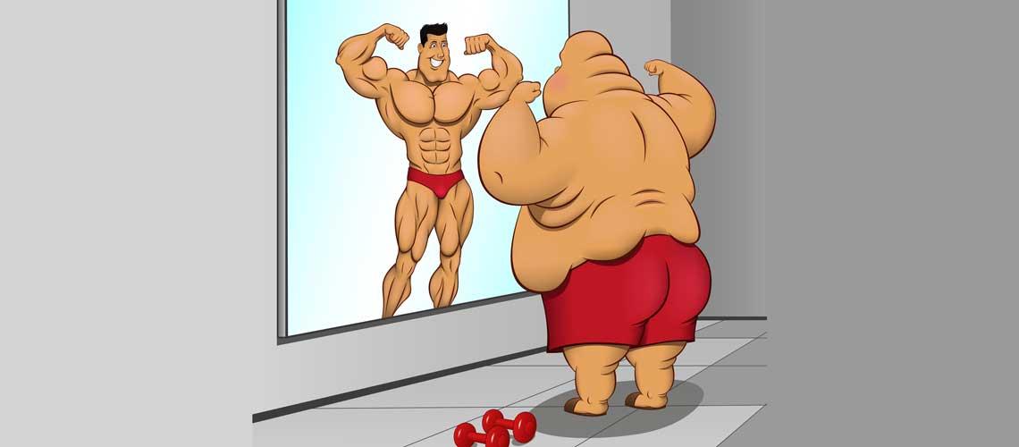 Белковое питание и нехватка углеводов в организме, как в итоге причина набора веса.