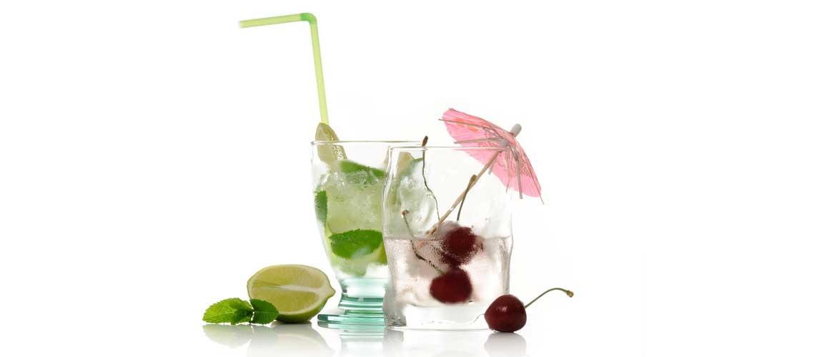 От напитков можно набрать вес