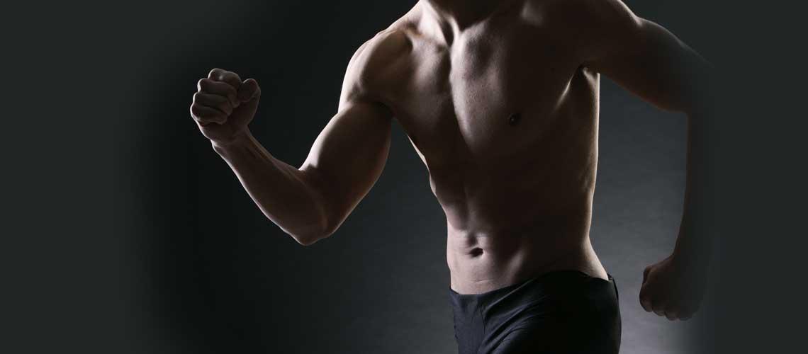 Полезен ли бег для набора мышечной массы