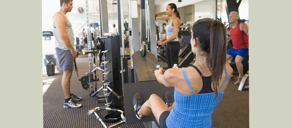 Правила тренировок в спортзале