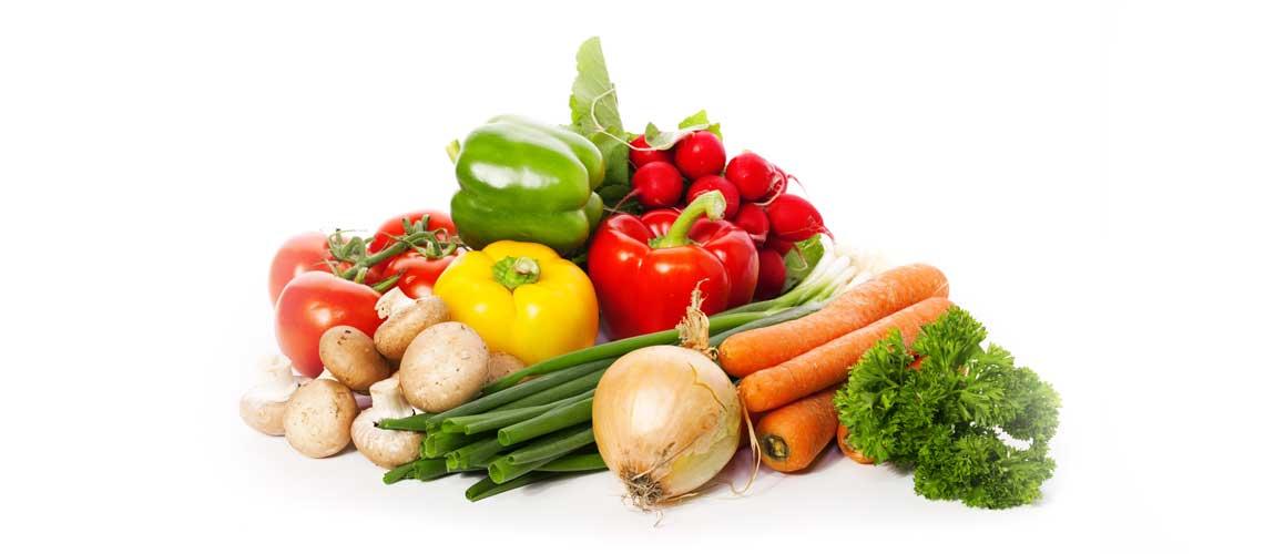 Роль овощей в бодибилдинге