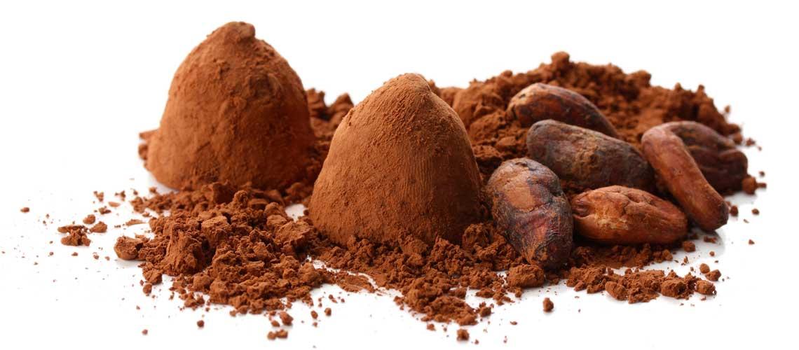 Свойства какао и интенсивный тренинг