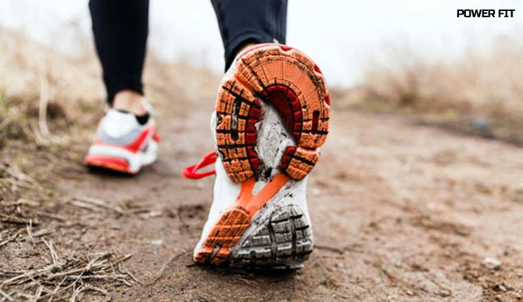 Ходьба пешком: сколько калорий можно сжечь за час